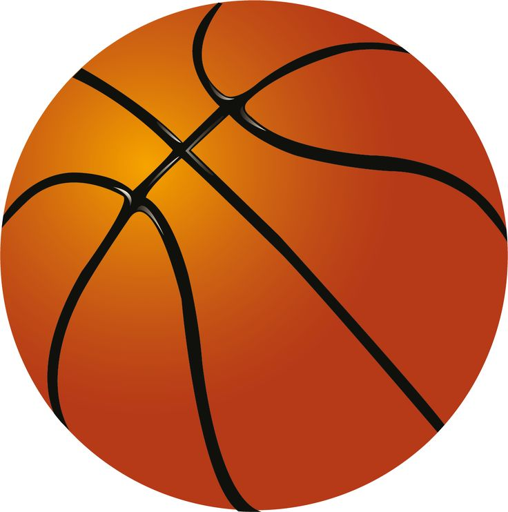 decorative basketball image