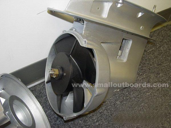 Johnson 30 hp Long Shaft Outboard Boat Motor For Sale Jet Pump