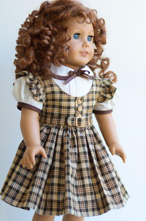 103040s School Jumper and BlouseAmerican Girl by AnnasGirls