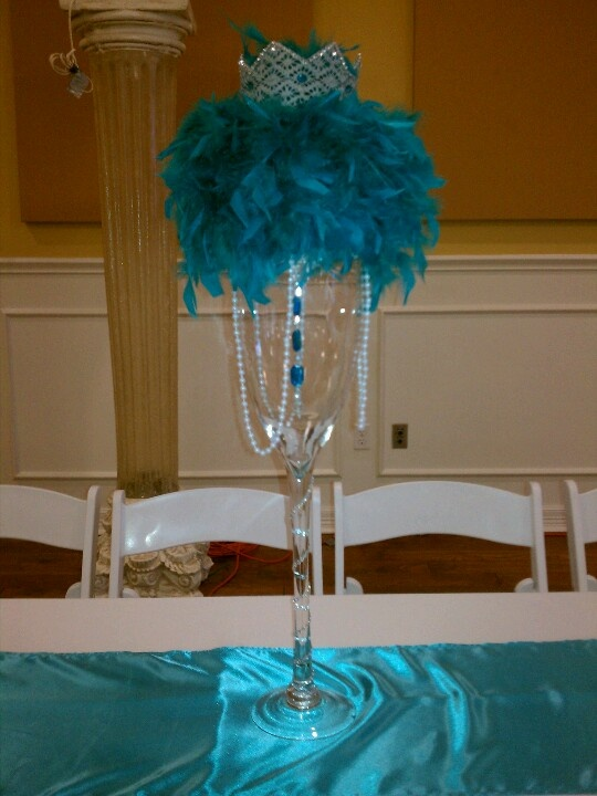 Head table quincenera decor i made princess theme