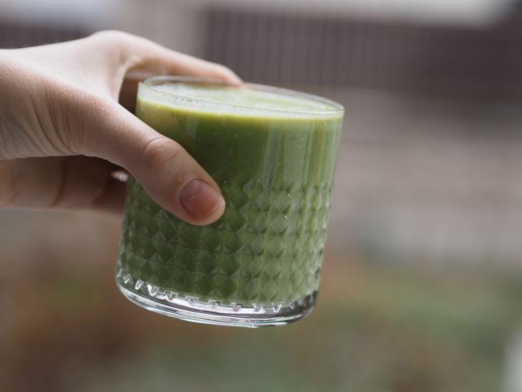 Základní zelené smoothie