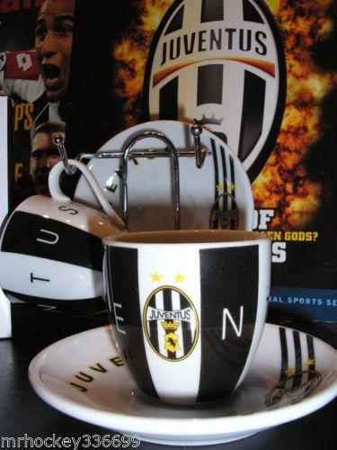 Juventus espresso set