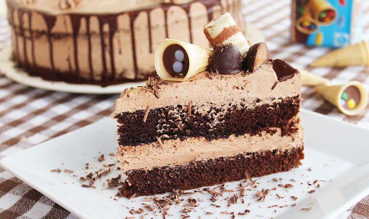 Čokoladna torta s Mascarpone kremom!