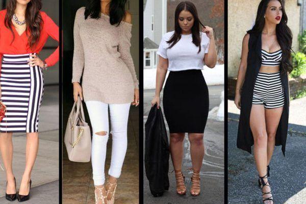 10 tips de moda para sacar provecho de tus curvas.   Moda Mckela