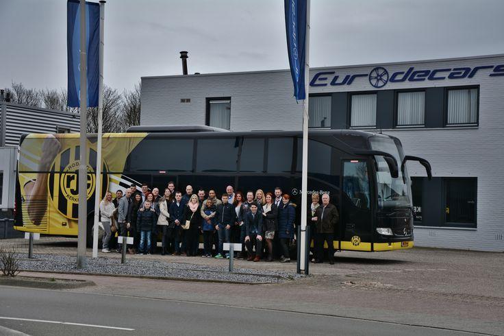 Groepsfoto Eurodecars