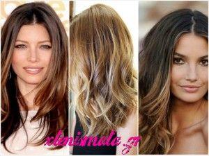 χρώμα μαλλιών 2015
