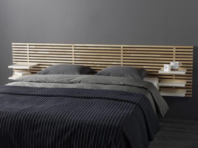les 25 meilleures id es de la cat gorie tete de lit ikea sur pinterest lit blanc ikea ikea. Black Bedroom Furniture Sets. Home Design Ideas