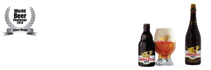 De onvolprezen Gulden Draak als donkere tripel van 10,5% alcohol krijgt er na 25 jaar van steeds groeiend succes een sterke aanvulling bij, de Gulden Draak 9000 Quadruple. Het bijzonder rijk en complex smaakpalet en de volle schuimkraag vind je ook terug bij de Gulden Draak 9000 Quadruple. De zoete toetsen van caramel blijvenevenwel voorbehouden …