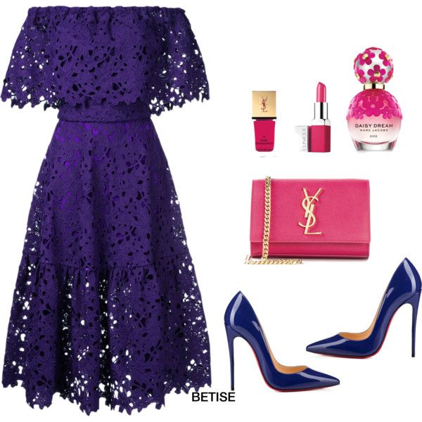 A fashion look from June 2017 featuring Bambah dresses, Christian Louboutin pumps and Yves Saint Laurent handbags. Browse and shop related looks.