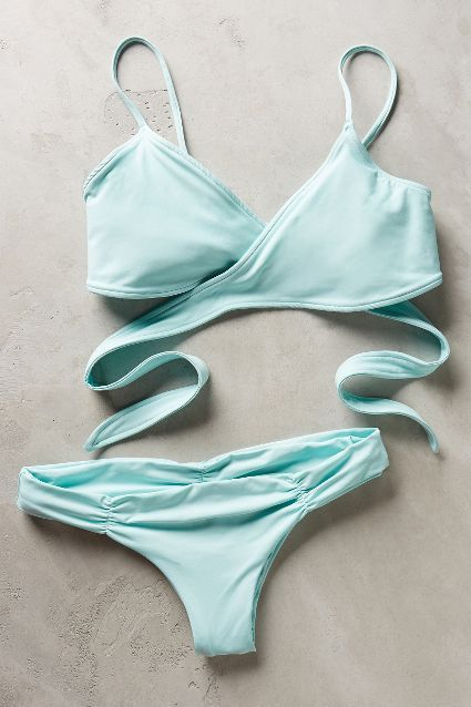 L Space Ariel Bikini #anthropologie
