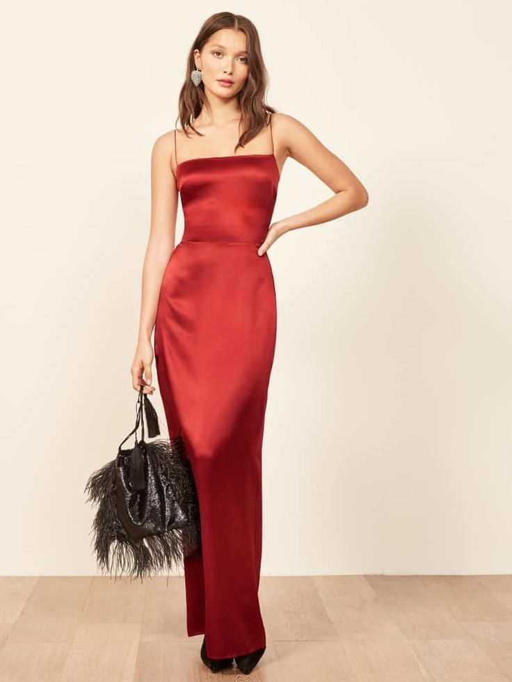 rotes Kleid – Abendkleider