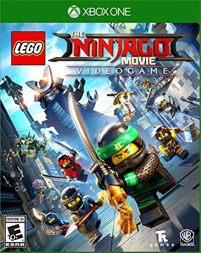 Find your inner ninja with the all-new LEGO Ninjago Movie Video Game! Play as your favorite ninjas, Lloyd, Jay, Kai, Cole, Zane, Nya and Master Wu to defend their home island of Ninjago from the evil Lord Garmadon and his Shark Army. Master the art of Ninjagility by wall-running, high-jumping...