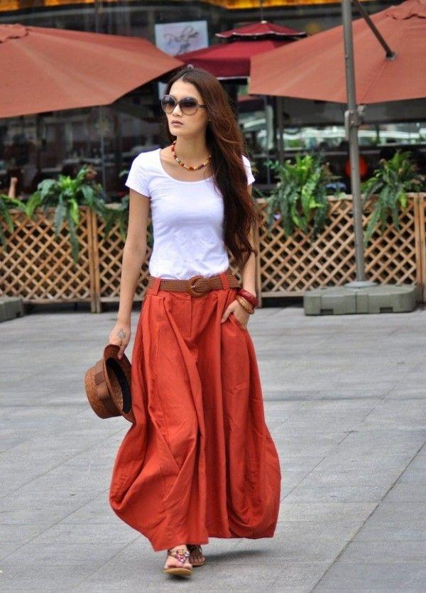 Conjuntar los colores de la ropa: Fotos de los looks