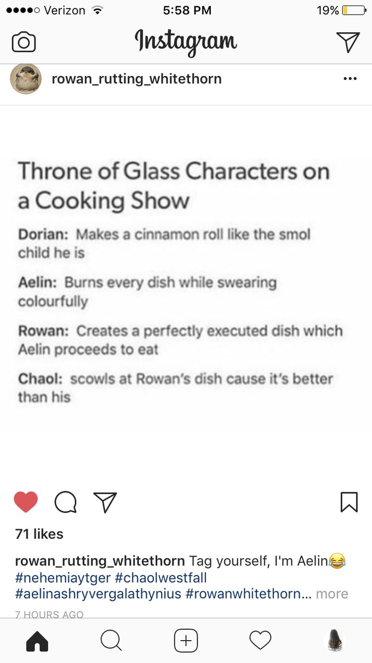 I'm Rowan in this case