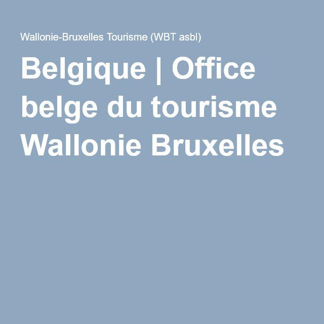 Belgique | Office belge du tourisme Wallonie Bruxelles