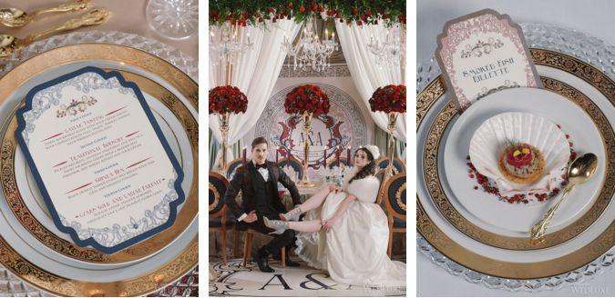Сватбата на Ана и Алксей - една руска приказка.