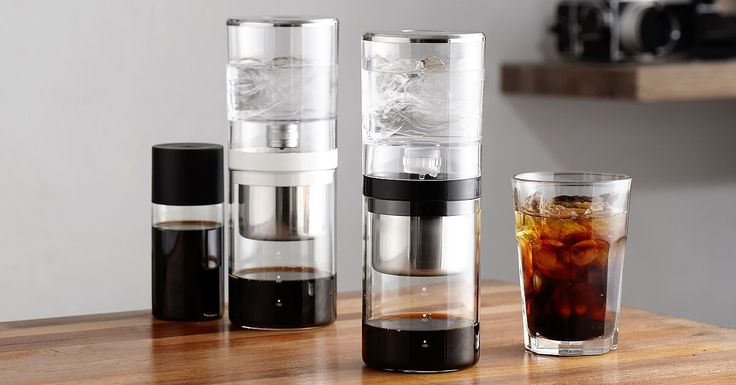 Summertime calls for iced coffee! Whip up your very own cold brew right at home!  http://giftbucketlist.com/beanplus-cold-brew-coffee/