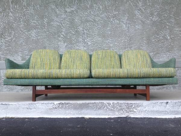 kodawood miami sofa - Mid Century Modern Furniture Of The 1950s