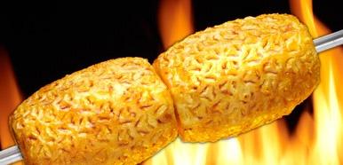 Brazillian grilled pineapple....WOW!