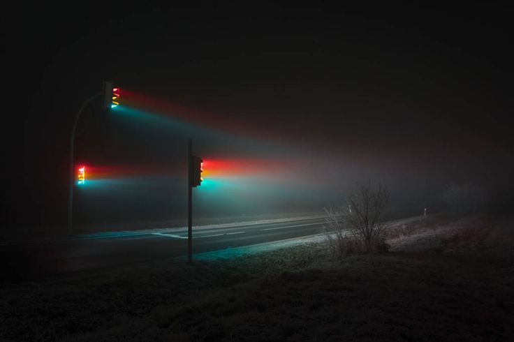 New Traffic Lights Series by Lucas Zimmermann – Fubiz Media
