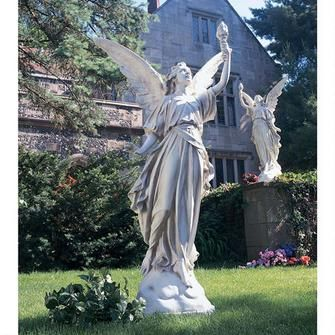 Angeli di Luce Statue: Left $2,499.00
