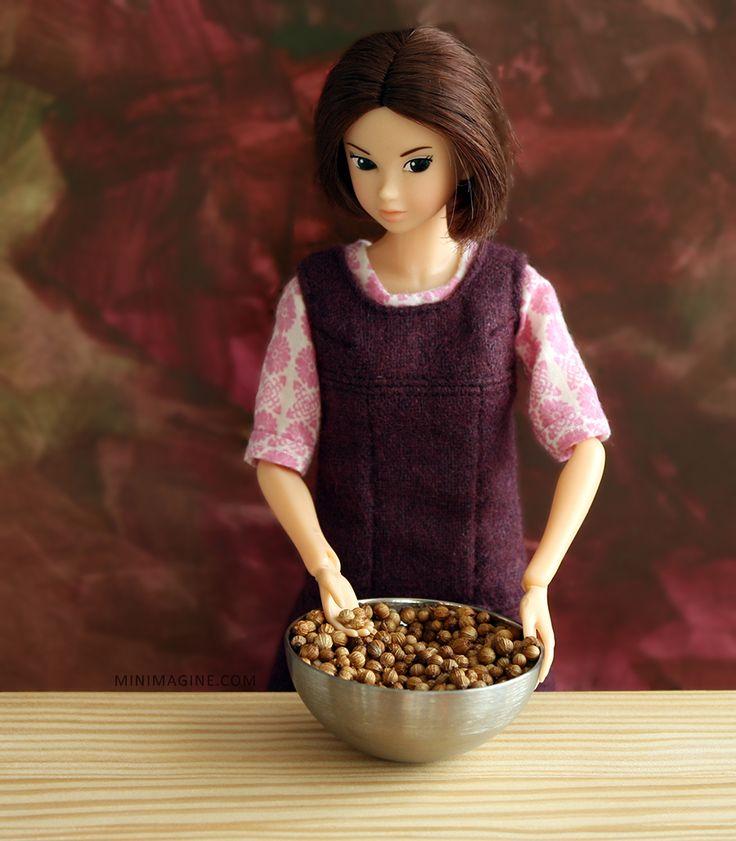 Minimagine: GINA #momokodoll #momoko #dollcollector #dollcollection #dollcollecting #doll #ikea #ikeabowl