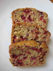 Easy Cranberry Bread