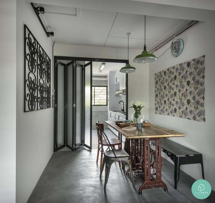 10 Beautiful Singapore Home Renovation Projects That Won't Break The Bank (Under $50,000)   Qanvast