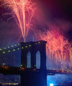 best destinations 4th of july