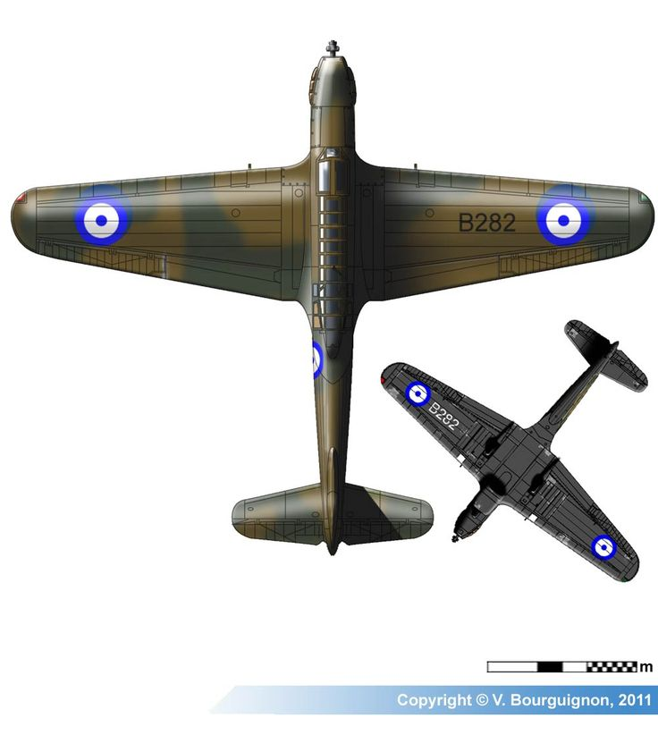 RHAF Fairey Battle MK I light bomber