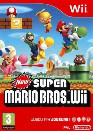 New Super Mario Bros. Wii sur Wii