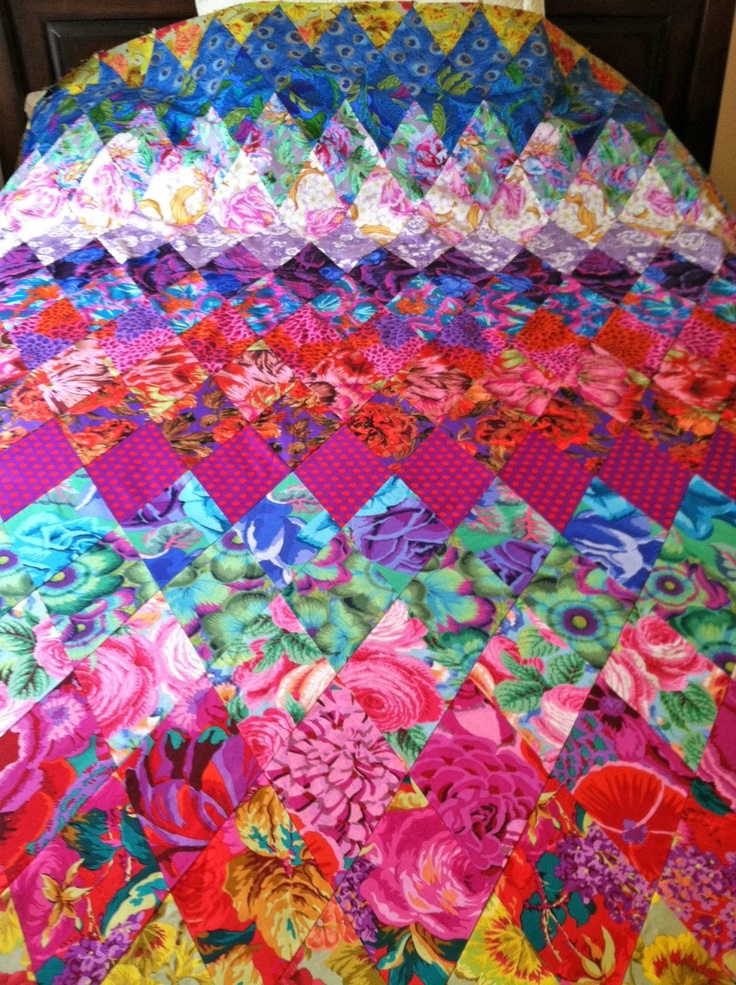 515 best Quilts images on Pinterest : batik patchwork quilt - Adamdwight.com