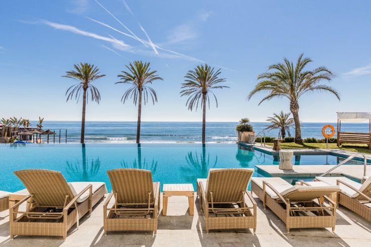 Comienza la temporada de sol y lujo en el Beach Club Estrella del Mar.  #BeachClubEstrelladelMar #Marbella #infinitypool #tardeo #lujo #verano