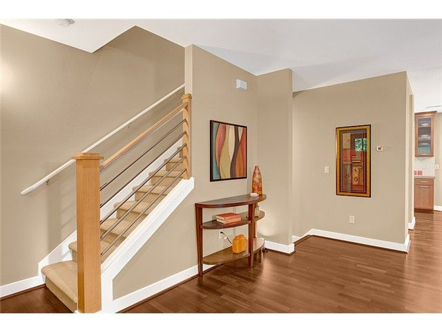 Best Simple Wood And Tubing Stair Railing Design Office 640 x 480