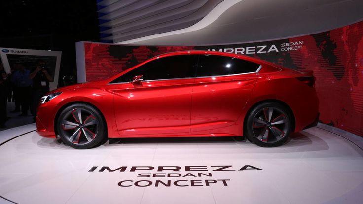 Subaru is flying high->  http://ow.ly/Zpjty #conceptcars #Impreza #Newyorkautoshow2016