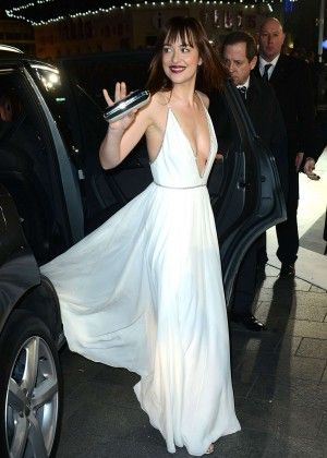 Dakota Johnson: Fifty Shades Of Grey UK Premiere -04 - GotCeleb