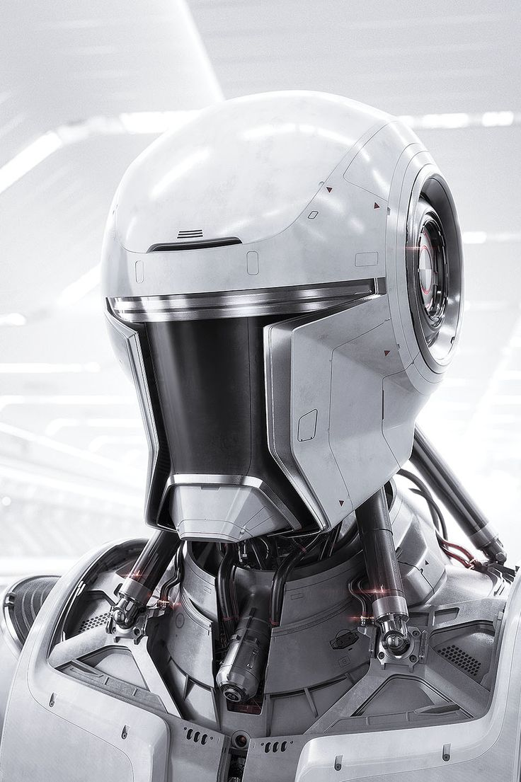 ArtStation - Astronaut and Robot, Lightfarm Studios