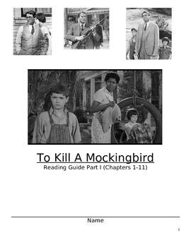reading guide 1 5 to kill To kill a mockingbird - study guide  introduction this guide is written for teachers and students who are studying harper lee's novel to kill a mockingbird.