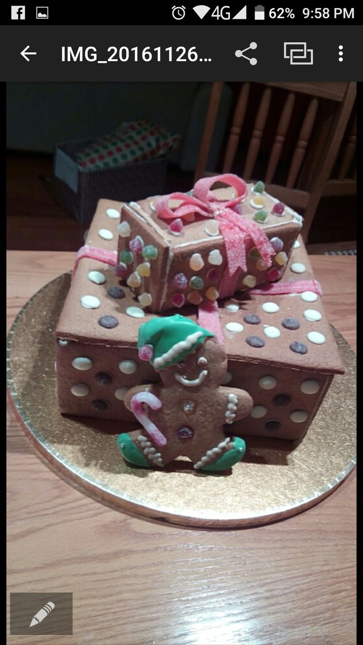 Elf ginger bread by Pip