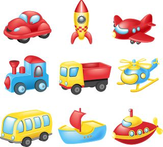 """""""Ребёнок и его безопасность"""": картинки детские транспорт в ..."""