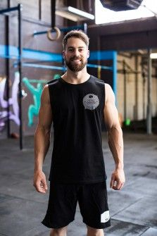 Functional Fitness Clothing Australia | Greatness Muscle Tank (Unisex)