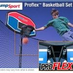 JumpSport ProFlex Trampoline Basketball Set ~ Top Picks For Christmas!