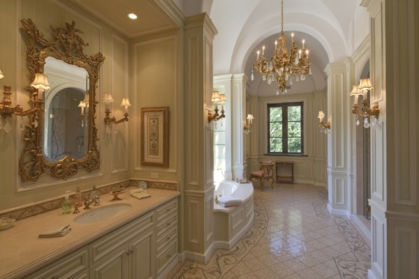 BEGE, uma cor sofisticada!: Bathroom Bathroom, 534 Barnabi, Bathroom Luxury, The Angel, Dreams Bathroom, Beautiful Bathroom, A Bathroom, Bathroom Floors Tile, Master Bathroom