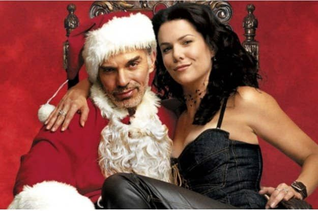 19 Hilarious Christmas Pranks That Will Put You On The Naughty List Bad Santa Movie Date Outfits Press Photo