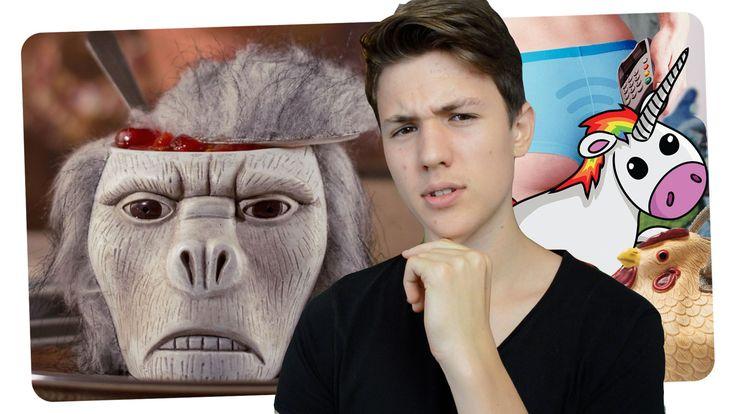 Hülyeségek az interneten 2 | VLOG | CsChannel