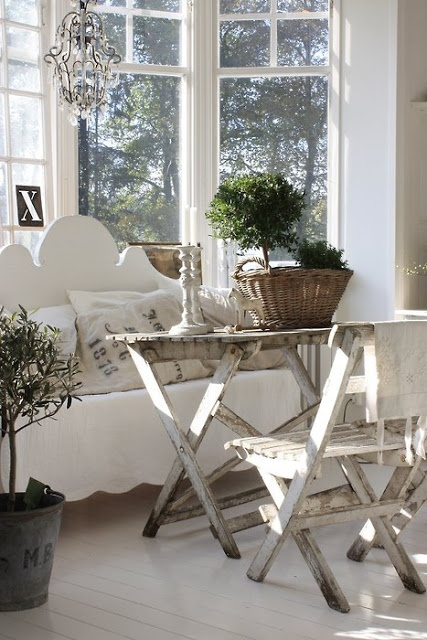 ZsaZsa Bellagio: French, Shabby, Rustic, Vintage - Wonderful!