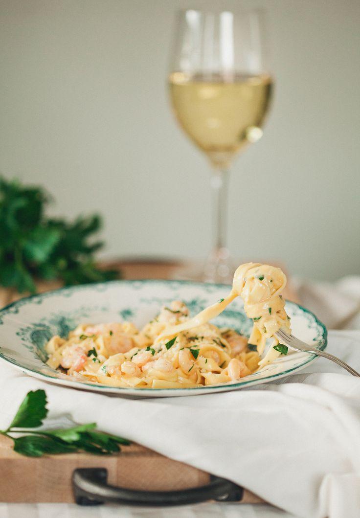 Shrimp Pasta Photo Emily Dahl-Milk & Arsenic-1