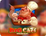 Do you want to start your own restaurant? Then play #Big #Chef online slot for free or real money from Microgaming company where you can also gain huge money prizes. Here you will meet the chef, his stunning helper, and other delicious food. So, both newcomers and compulsive gamblers can enjoy the perfect cuisine that is placed on the reels of Big Chef slot.