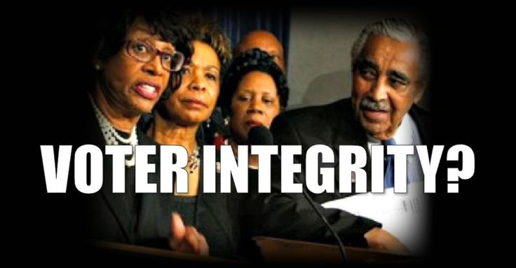 """Congressional Black Caucus"" Leads RESISTANCE Against Voter Data Request – TruthFeed"