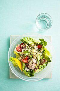 <center>Vitality tuna salad